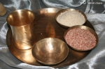 Kaanh or brass utensils are intrinsic to Assamese households