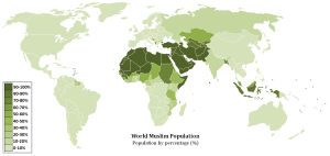 World Population of Muslims